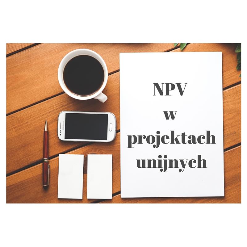 NPV w projektachunijnych