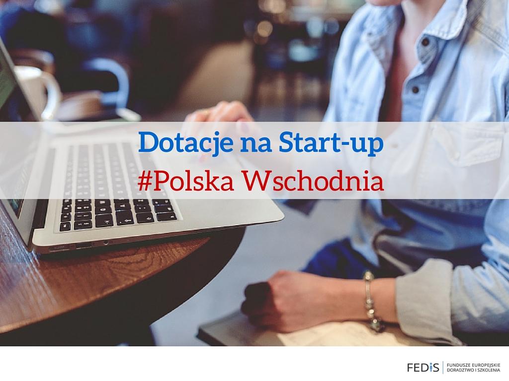 Polska Wschodnia dotacje na startup 1.1.1 oraz 1.1.2